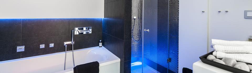 Sanitair in badkamer